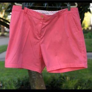 Talbots Girlfriend Chino Shorts - Size 16W